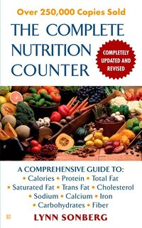 The Complete Nutrition Counter-revised
