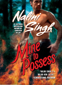 Book Mine To Possess by Nalini Singh