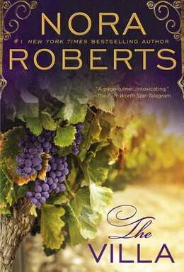 Book The Villa by Nora Roberts