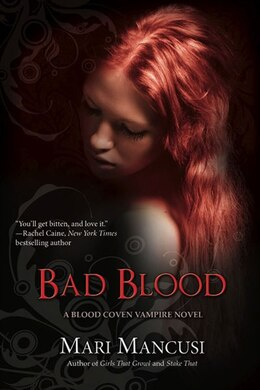Book Bad Blood by Mari Mancusi