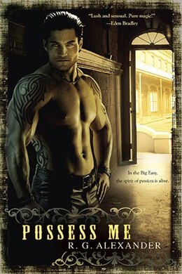 Book Possess Me by R Alexander