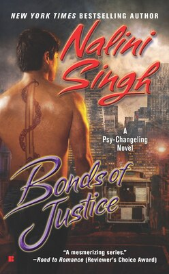 Book Bonds Of Justice by Nalini Singh