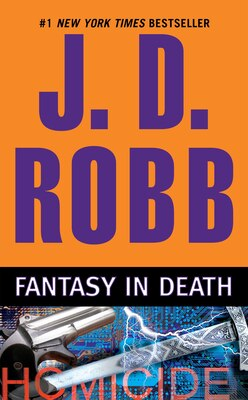 Book Fantasy In Death by J. D. Robb