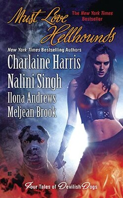 Book Must Love Hellhounds by Charlaine Harris