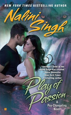 Book Play Of Passion by Nalini Singh