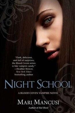 Book Night School by Mari Mancusi
