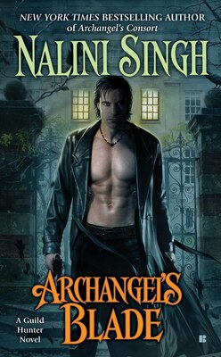 Book Archangel's Blade by Nalini Singh