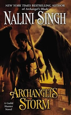 Book Archangel's Storm by Nalini Singh
