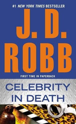 Book Celebrity In Death by J. D. Robb
