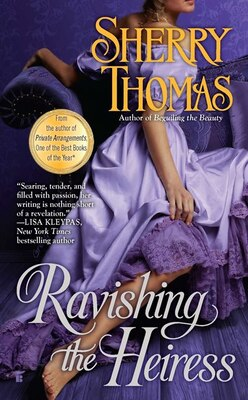 Book Ravishing The Heiress by Sherry Thomas
