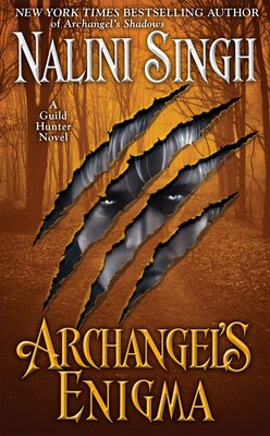 Book Archangel's Enigma by Nalini Singh