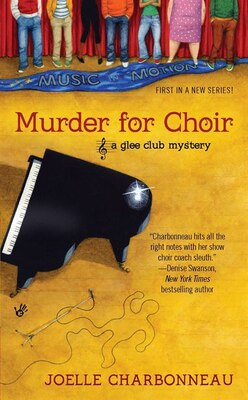 Book Murder For Choir by Joelle Charbonneau
