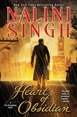 Book Heart Of Obsidian by Nalini Singh