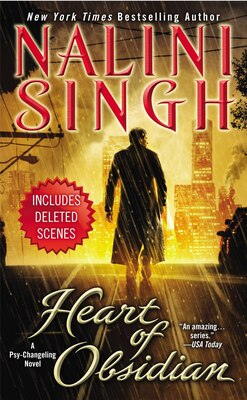 Book Heart Of Obsidian: A Psy-changeling Novel by Nalini Singh