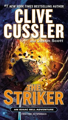 Book The Striker by Clive Cussler