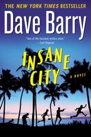 Book Insane City by Dave Barry