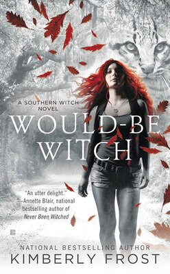 Book Would-be Witch by Kimberly Frost