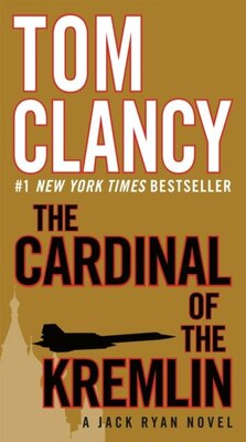 Book The Cardinal Of The Kremlin by Tom Clancy