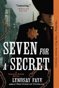 Book Seven For A Secret by Lyndsay Faye