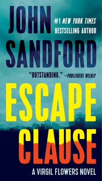 Escape Clause: A Virgil Flowers Novel