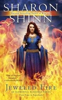 Jeweled Fire: An Elemental Blessings Novel