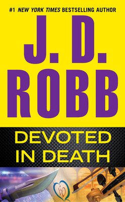Book Devoted In Death by J. D. Robb