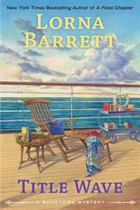 Book Title Wave: A Booktown Mystery by Lorna Barrett
