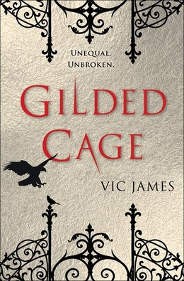 Book Gilded Cage by Vic James