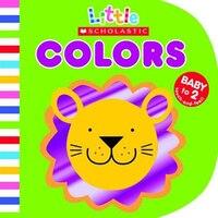 Little Scholastic: Colors