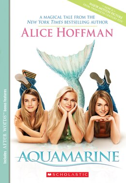 Book Aquamarine by Alice Hoffman
