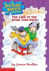 Jigsaw Jones Mystery #8: The Case of the Great Sled Race: .
