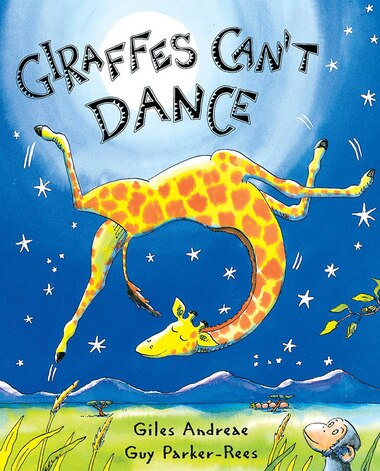 d3561518 Giraffes Can't Dance, Book by Giles Andreae (Hardcover) | chapters ...