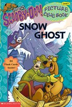 Scooby-Doo Picture Clue #9: Snow Ghost: Snow Ghost