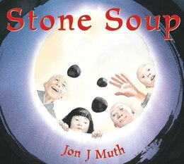 Book Stone Soup by Jon J Muth