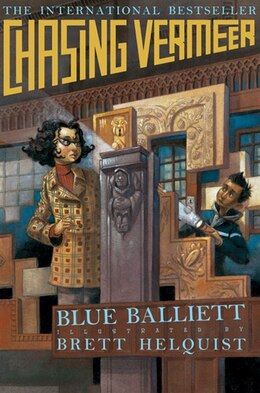 Book Chasing Vermeer by Blue Balliett