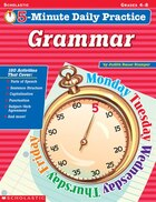 5-Minute Daily Practice: Grammar