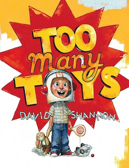 Book Too Many Toys by David Shannon