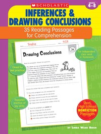 Inferences and Drawing Conclusions: 35 Reading Passages for Comprehension: Grades 4-8: 35 Reading…