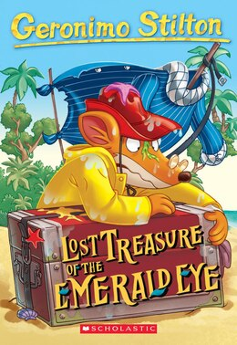 Book Geronimo Stilton #1: The Lost Treasure of the Emerald Eye by Geronimo Stilton