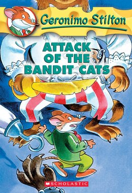 Book Geronimo Stilton #8: Attack of the Cat Bandits by Geronimo Stilton