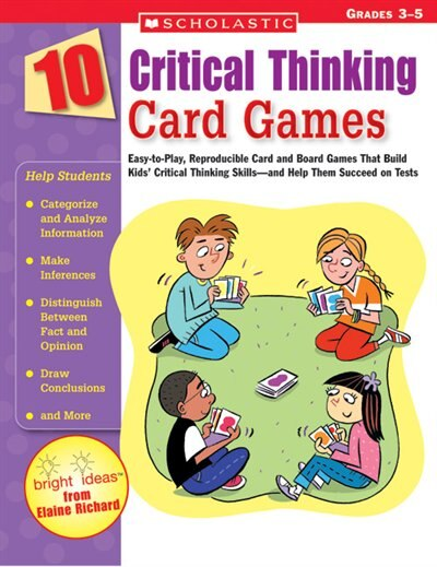 critical thinking books for kids This book teaches readers to be informed consumers of research - that is, to  thoughtfully  cover of critical thinking about research, second edition ( medium.