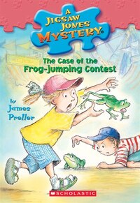 Jigsaw Jones Mystery #27: The Case of the Frog-jumping Contest