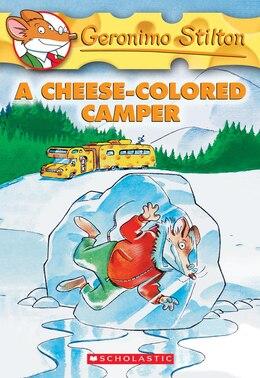 Book Geronimo Stilton #16: A Cheese Colored Camper: A Cheese-colored Camper by Geronimo Stilton