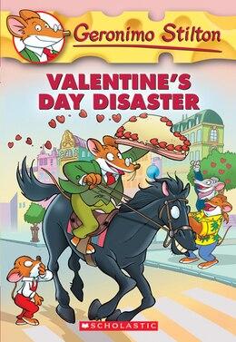 Book Geronimo Stilton #23: Valentine's Day Disaster by Geronimo Stilton