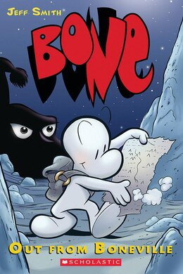 Book Bone #1: Out From Boneville (Paperback) by Jeff Smith