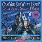 Can You See What I See? On A Scary Scary Night: Picture Puzzles to Search and Solve