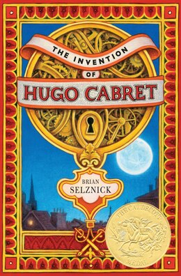 Book The Invention of Hugo Cabret by Brian Selznick