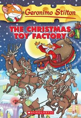 Book Geronimo Stilton #27: Christmas Toy Factory by Geronimo Stilton