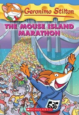 Book Geronimo Stilton #30: The Mouse Island Marathon by Geronimo Stilton