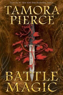 Book Battle Magic by Tamora Pierce
